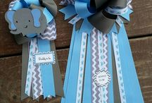 Elephant Theme Babyshower
