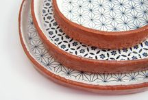 Ceramics Plates and Dishes