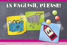 Unterrichtsmaterialien Englisch / Wir zeigen euch alle Unterrichtsmaterialien rund um das Thema Englisch aus dem Programm unseres Lernbiene Verlags.