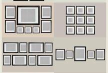 Foto sopra divano composizioni
