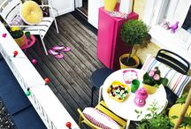 Balcony harmoney