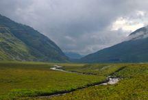 Scottish Highlands / by Johanna Campbell