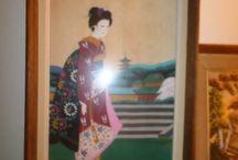 Vintage Antiques Paintings