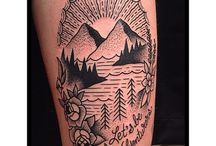 Ink to Me / Tattoo works