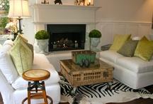 living room / by Cyndie Geries