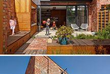 14 Moderne Häuser Aus Ziegelsteinen Gebaut