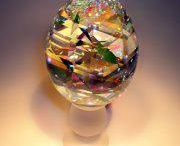 Jack Storm Glass Sculptures / Beauty captured within glass