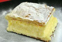 nepoleon cake