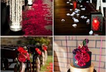 Stylish Halloween Wedding / Stylish Halloween Wedding