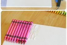 art crayon