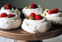 Have dessert instead. / Desserts / by Christina Kellman