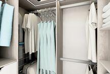 garderoba- dół