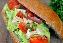 Sandwiches / Yummi, tasty sandwiches from all over the world