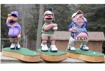 Caricature Carving / Woodcarving ideas for the caricature carver.