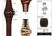 wooden watch design / the latest wooden watch design  ,provide OEM services