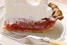 Pies/Pudding