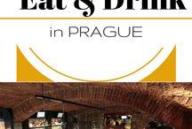 A long weekend in Prague