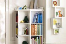 Play Area Nook Ideas