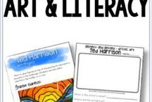 Art projects and literacy