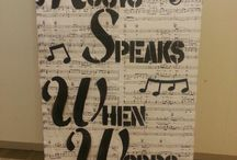 Music sayings