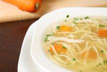 Soups and Stews / by Stephenie Whittington