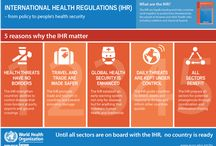 Public health infographics / Infographics based on public health data from the European Region.