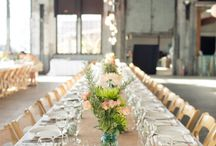 Table Settings & Wedding Ideas