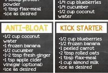 smoothie & juice ideas