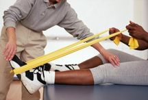 Physiotherapy Exercises for Ankle Sprain / These exercises are designed for rehabilitation of ankle sprains.