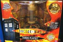 Doctor who toys / Doctor who toys and games