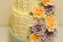 Buttercream Wedding cakes / Buttercream wedding cakes