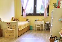 Kid rooms Montessori