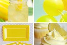 бело-желтый кенди бар