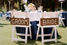 Wedding - Table Centrepieces