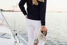 tengerész style