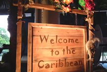 There's no party like a Caribbean Party / At the heart  of Caribbean islands are it's people. There is such a rich culture in the Caribbean and they certainly know how to have fun! After all, there's no party like a Caribbean party