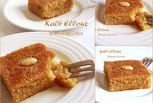 gâteaux algérien