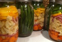 Fermented vegies