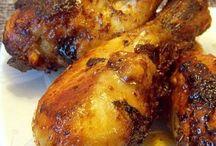 Recettes de poulets