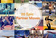 Partner excercises