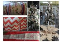 Christmas Decorating Trends 2014 / The Christmas decorations and styling we see throughout our buying season.