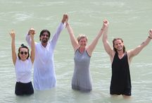 14 Days Rejuvenating Yoga Retreat in Rishikesh / Yoga is one of the best sources for relaxation of soul and mind. In this hectic lifestyle yoga turns out to be amazing remedy for living a  happy life.