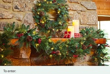 Plow and Hearth Holiday Home $500 Gift Card Contest / by Laurie Garner Nelson