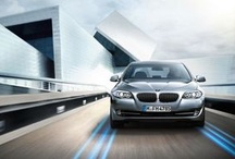 BMW ActiveHybrid 5 / by SENATUS.NET
