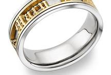 Wedding rings / by Floyd Maclin