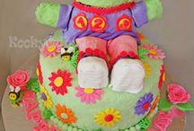 Kids Birthday Cakes @ Kooky Culinary / Fancy Kids Birhday Cakes!