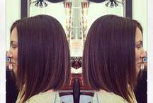 my new hair cuts