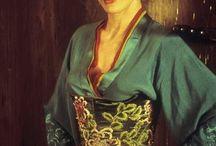 Ideas: Costume for Memory of a Geisha