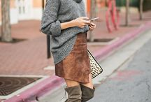 Fall~winter outfits