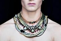 Fashion Editorial - men / Men in fashion